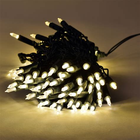 Lichterketten Led Innen by Led Lichterkette 100 Led Innen Weihnachtsbeleuchtung