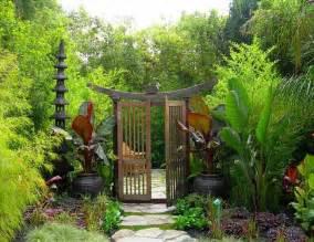 small japanese garden gate design projet jardin