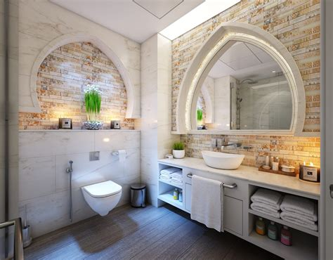 Spa-like Bath Remodeling Upgrades On A Tight Budget
