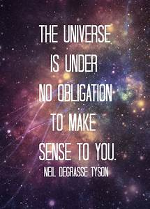 """""""The Unive... Wise Science Quotes"""