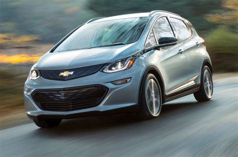 Gm Will Launch Thousands Of Self-driving Bolt Evs In 2018