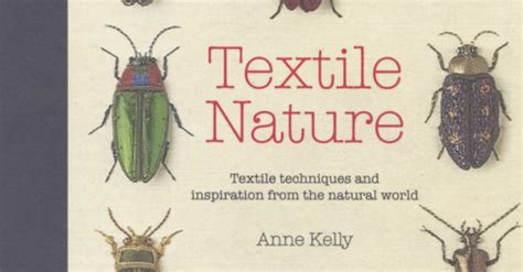 book review textile nature   anne kelly