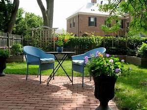 Petit Jardin Moderne : patio et petit jardin moderne des id es de design d 39 ext rieur ~ Dode.kayakingforconservation.com Idées de Décoration