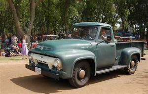 1955 Ford F250 - Information And Photos