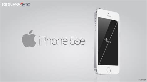 iphone 5s e iphone 5se what we so far techmatador