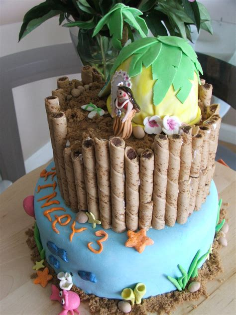 Hawaiian Cake Decorations by Google Image Result For Http Cakesinc Files Wordpress