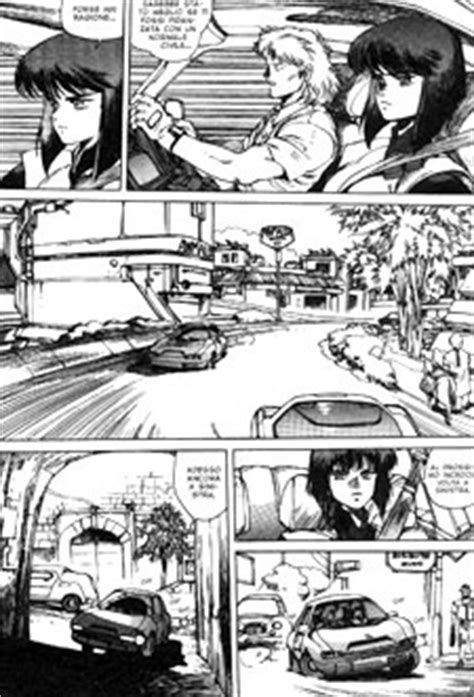 Ghost in the Shell (Manga) | AnimeClick.it