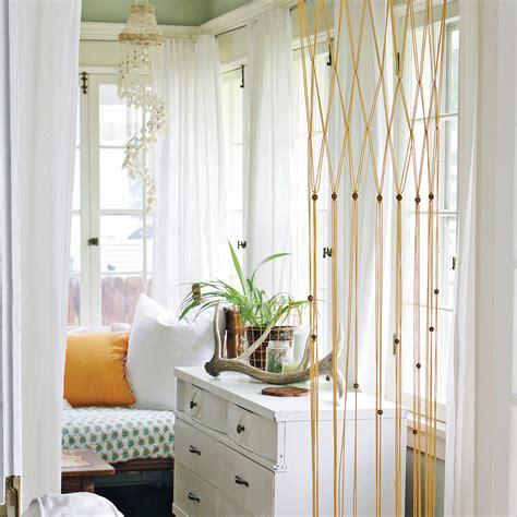 macrame rideau cuisine diy rideau minimaliste façon macramé chambre