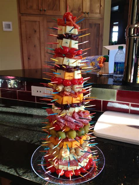 cats on the homestead appetizer tree