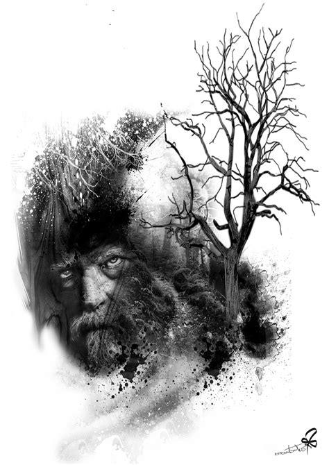 Photoshop, Collage, Tattoo, tree, Burtscher N. | art | Pinterest | Collage tattoo, Tattoo tree
