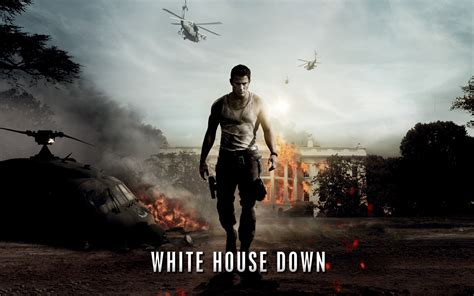 White House Down Wallpapers  Hd Wallpapers  Id #12364