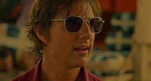 Randolph Engineering Aviator Bright Chrome Sunglasses Worn ...