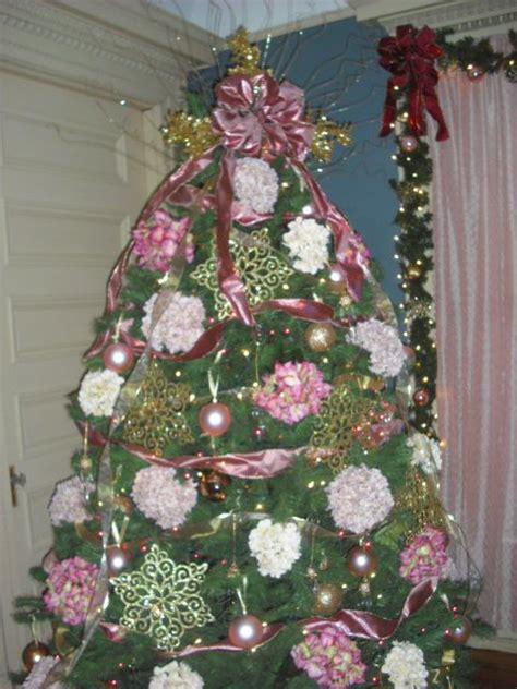 hydrangea christmas tree christmas pinterest