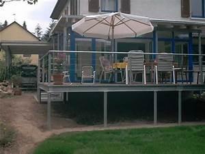 Terrasse Zaun Metall : terrasse stahlkonstruktion google suche garden pinterest terrasse suche und google ~ Sanjose-hotels-ca.com Haus und Dekorationen