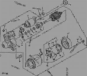 Starter  6x4  - Utility Vehicle John Deere 4x2