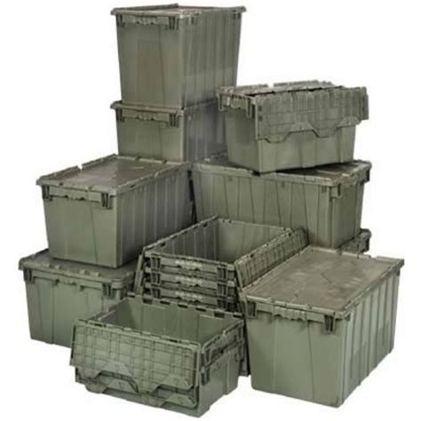 Quantum Storage Heavy Duty Attached Top Container — 24in