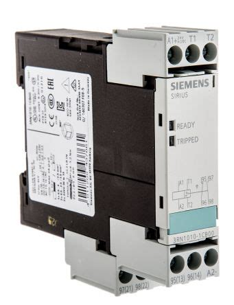 Rncb Siemens Temperature Monitoring