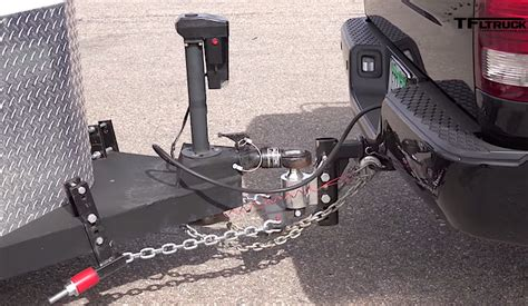 weight distribution hitch  tfltruck