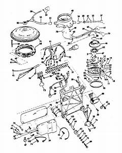 Evinrude Ignition System Parts For 1972 100hp 100293r