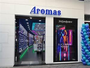 Aromas Abre Nueva Tienda En Sevilla Capital  En La Calle O U0026 39 Donnell