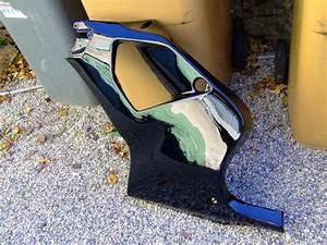 Peinture Plastique Voiture : peinture sur car nage plastique ~ Melissatoandfro.com Idées de Décoration