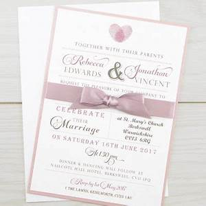 diy wedding invitations free samples pure invitation With free samples of wedding invitations uk