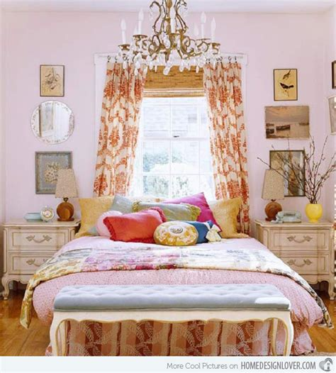 15 Country Cottage Bedroom Decorating Ideas  House