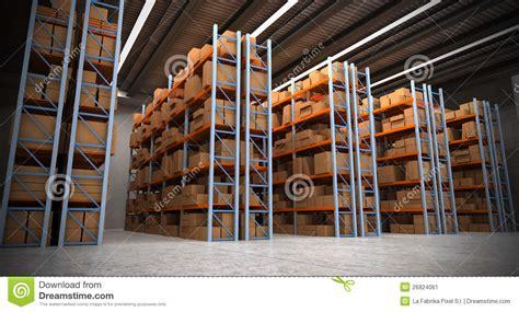 warehouse background  stock image image