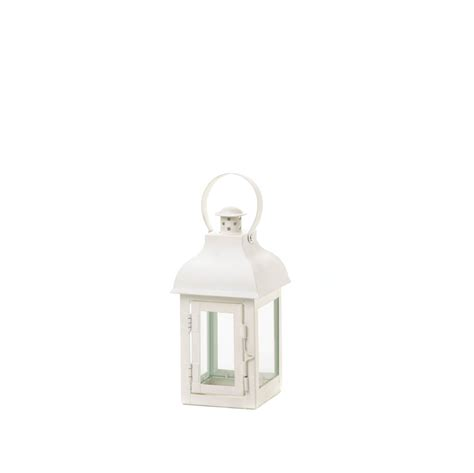 wholesale gable small white lantern buy wholesale candle