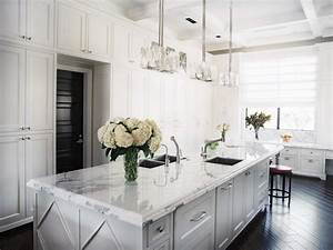 Kitchen, Remodels, With, White, Cabinets, Pictures