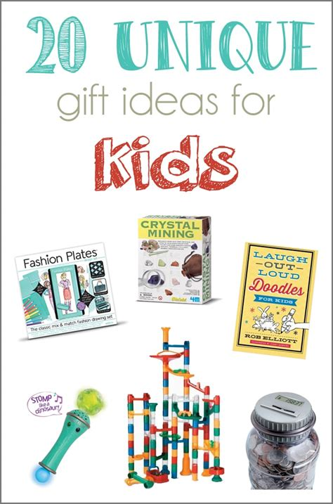 gift ideas for 20 unique gift ideas for and a giveaway cutesy crafts