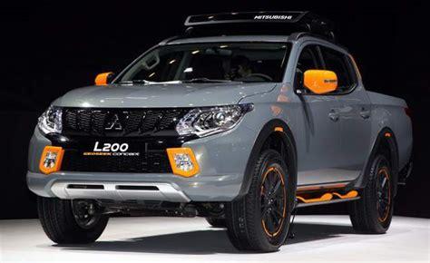 2019 Mitsubishi L200 Design, Price  20182019 Best Pickup