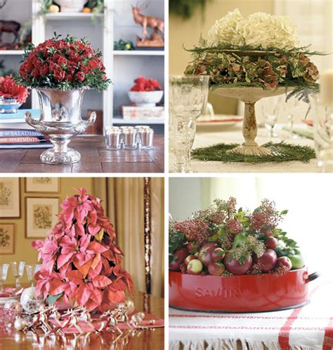 easy to make christmas table decorations 50 great easy christmas centerpiece ideas digsdigs