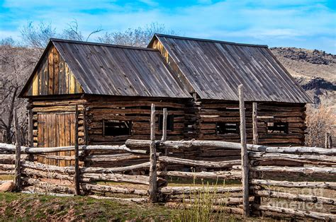 Historic Wooden Barn