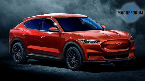 electric ford mustang suv