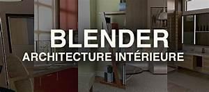 tuto blender pour l39architecture d39interieur avec blender With creation de maison 3d 7 blender pour le jeu vido