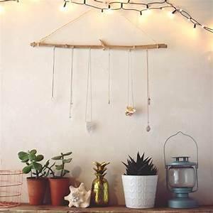 Branche De Bois Deco : d coration avec des branches de bois marie claire ~ Teatrodelosmanantiales.com Idées de Décoration