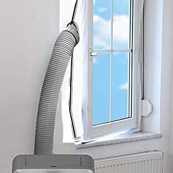 amazoncom window seal  ac unit window seal  portable air conditioner sealing ac