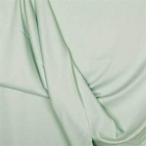 Tissu 100 Coton : tissu jersey uni ultra doux 100 coton biologique vert mercerie car fil ~ Teatrodelosmanantiales.com Idées de Décoration