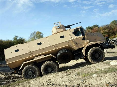 Images Of Renault Sherpa Medium 6x6 Mrap 2011 (1280x960