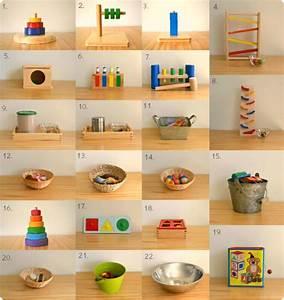 Montessori Spielzeug Baby : toys materials shelves and rotation at 17 months how we montessori ~ Orissabook.com Haus und Dekorationen