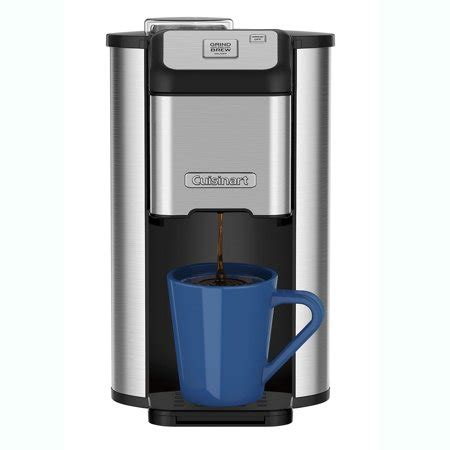 Coffee maker walmart have fine filters that will ensure you can taste the coffee as intended. Cuisinart Single Cup Grind and Brew Ground Coffee Maker (Certified Refurbished) - Walmart.com