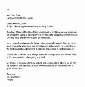 application cover letters 9 samples examples format With how to write a cover letter for rental application