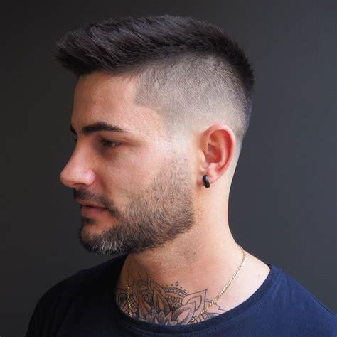 short hairstyles  men   list