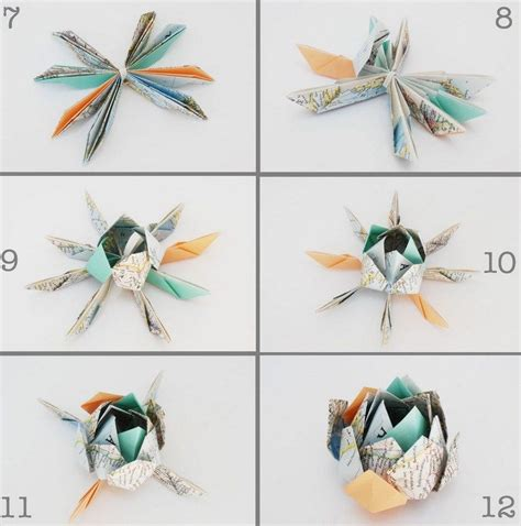 origami facile 100 animaux fleurs en papier et d 233 co maison origami kirigami and origami paper