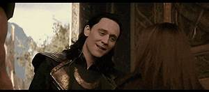 Loki Smiling GIFs - Find & Share on GIPHY