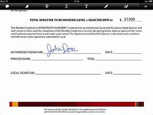 adobe reader gets free esignature feature lets you sign With send documents for signature free