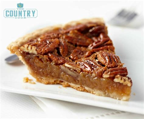 Best Southern Pecan Pie Recipe Southern Pecan Pie The Country Cook