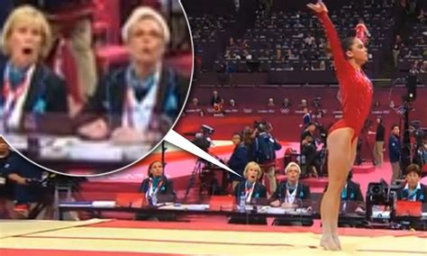 mckayla maroney vault  judges jaws dropped