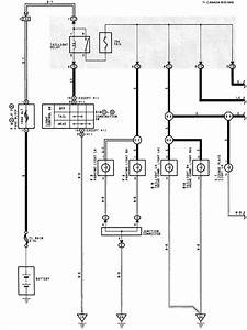 I Need A Wiring Diagram For A 1986 Toyota Tercel 4door Hatchback  My Brake Lights Nor My